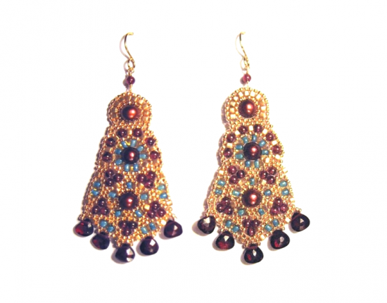 Orion Chandelier Earrings