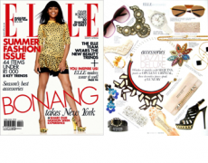 Laloo Virginia Earrings in ELLE (SA)