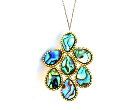 Peacock Pendant