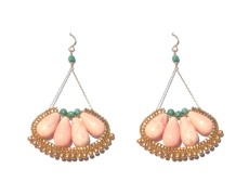 Fairlady features Laloo and Cactus Bloom Earrings