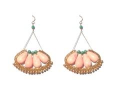 Fairlady (SA) features Laloo Cactus Bloom Earrings