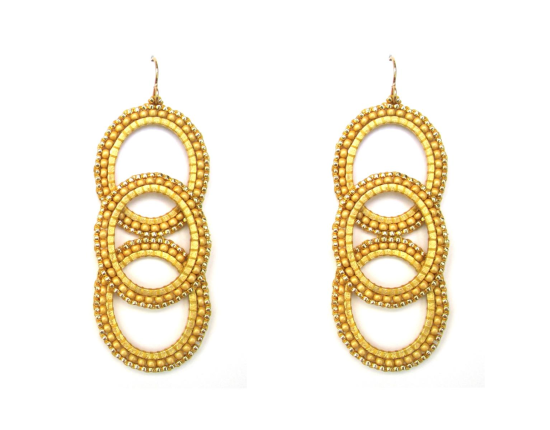 Borromean Earrings