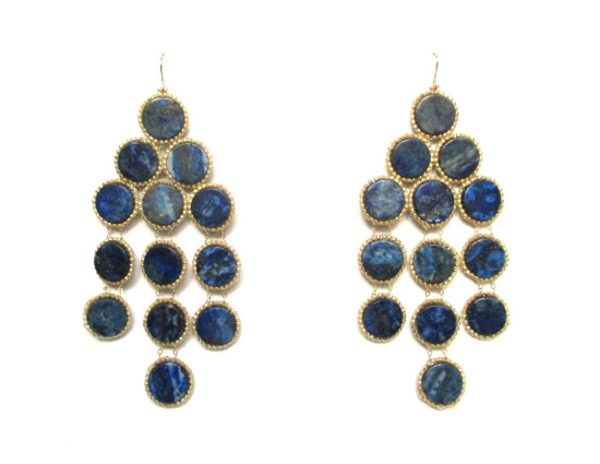 Laloo – Giza Chandeliers, lapis
