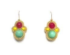 Matryoshka Earrings
