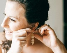 Laloo Bridal Jewelry: Haley + Tim